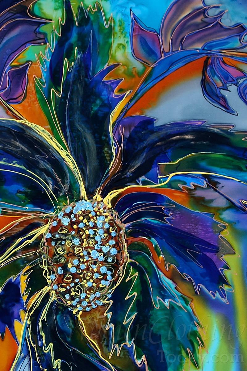 Silk painting flowers of inspiration mightylinksfo
