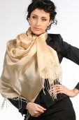 Viscose and Polyester Silky Scarf 20