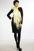 Viscose and Polyester Silky Scarf 22